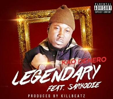 Kao Denero ft. Sarkodie - Legendary (Prod by Killbeatz