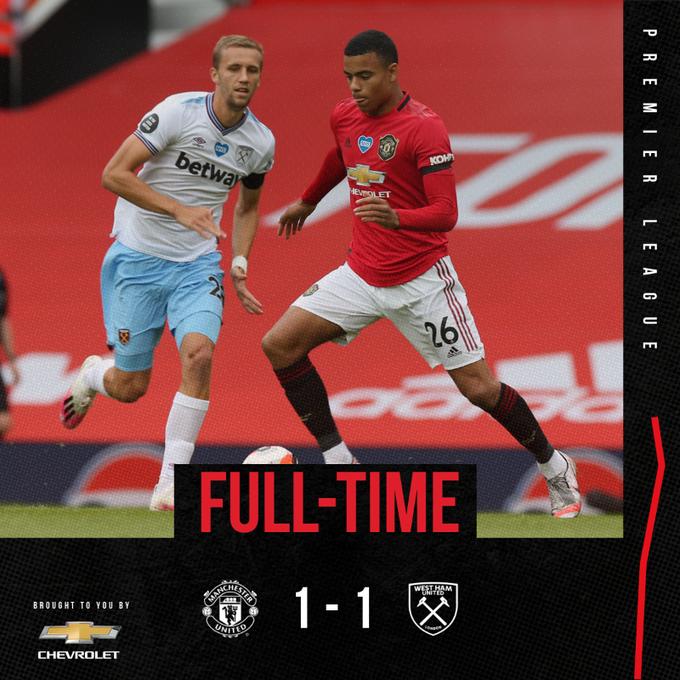 Download Video Manchester United Vs West Ham 1 1 Highlights Mp4 3gp Naijgreen