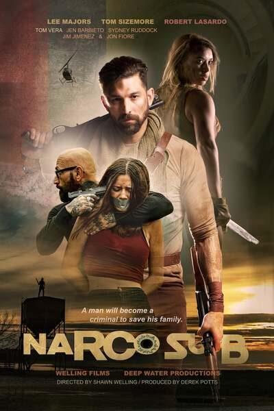 DOWNLOAD Narco Sub (2021) Movie .Mp4 & 3GP - NaijGreen
